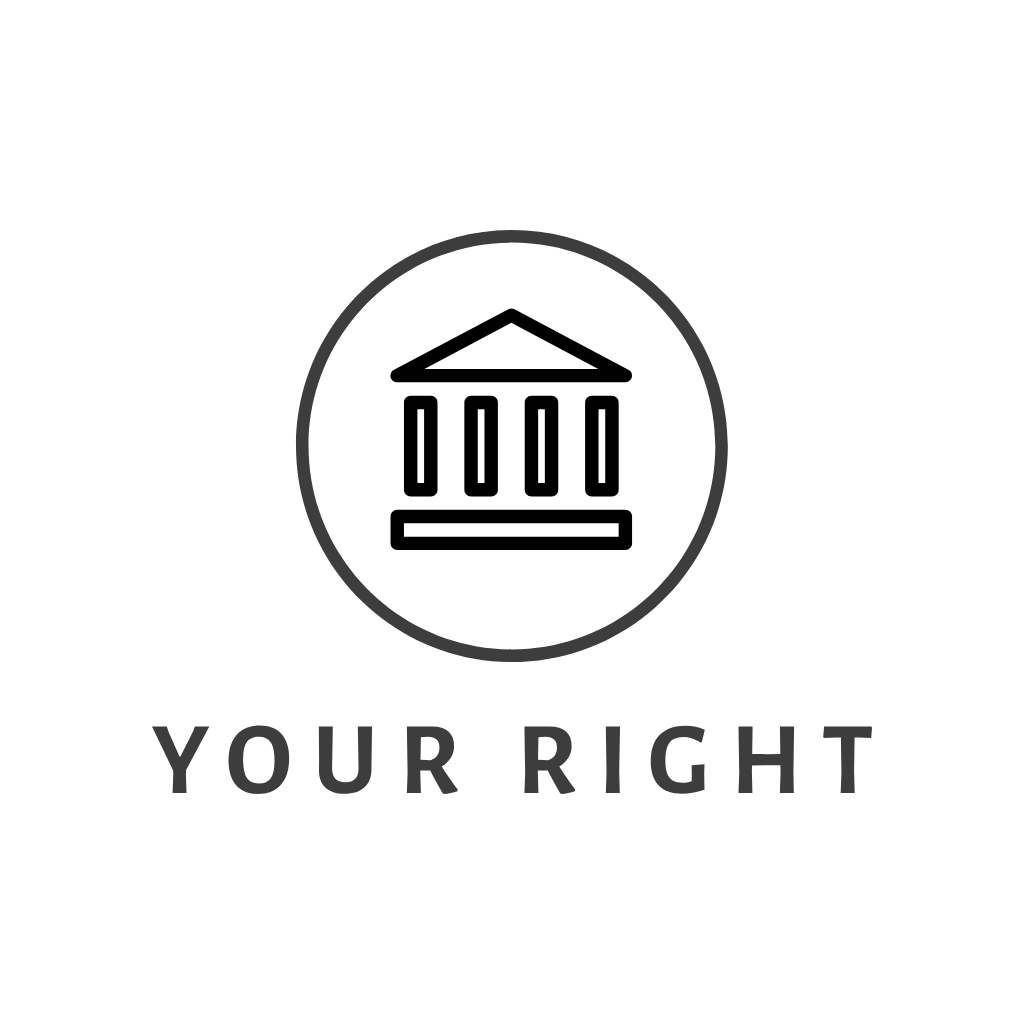 logo YOUR RIGHT